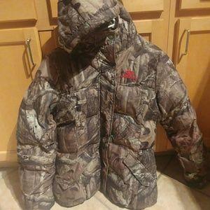 Uni-Sex Camo-Coat